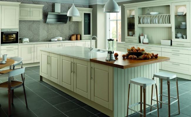 Alabaster Surrey Kitchen