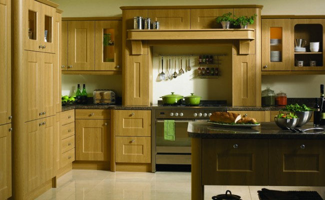 Kitchen by BA Components