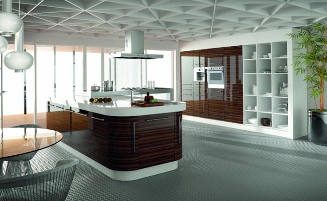 Ultra Gloss Macassar Kitchen