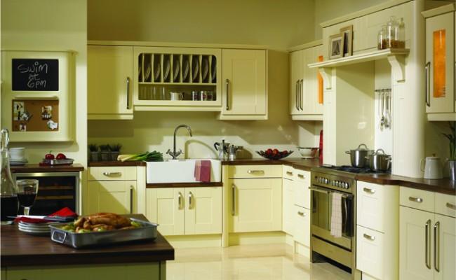 Vanilla Warwick Kitchen