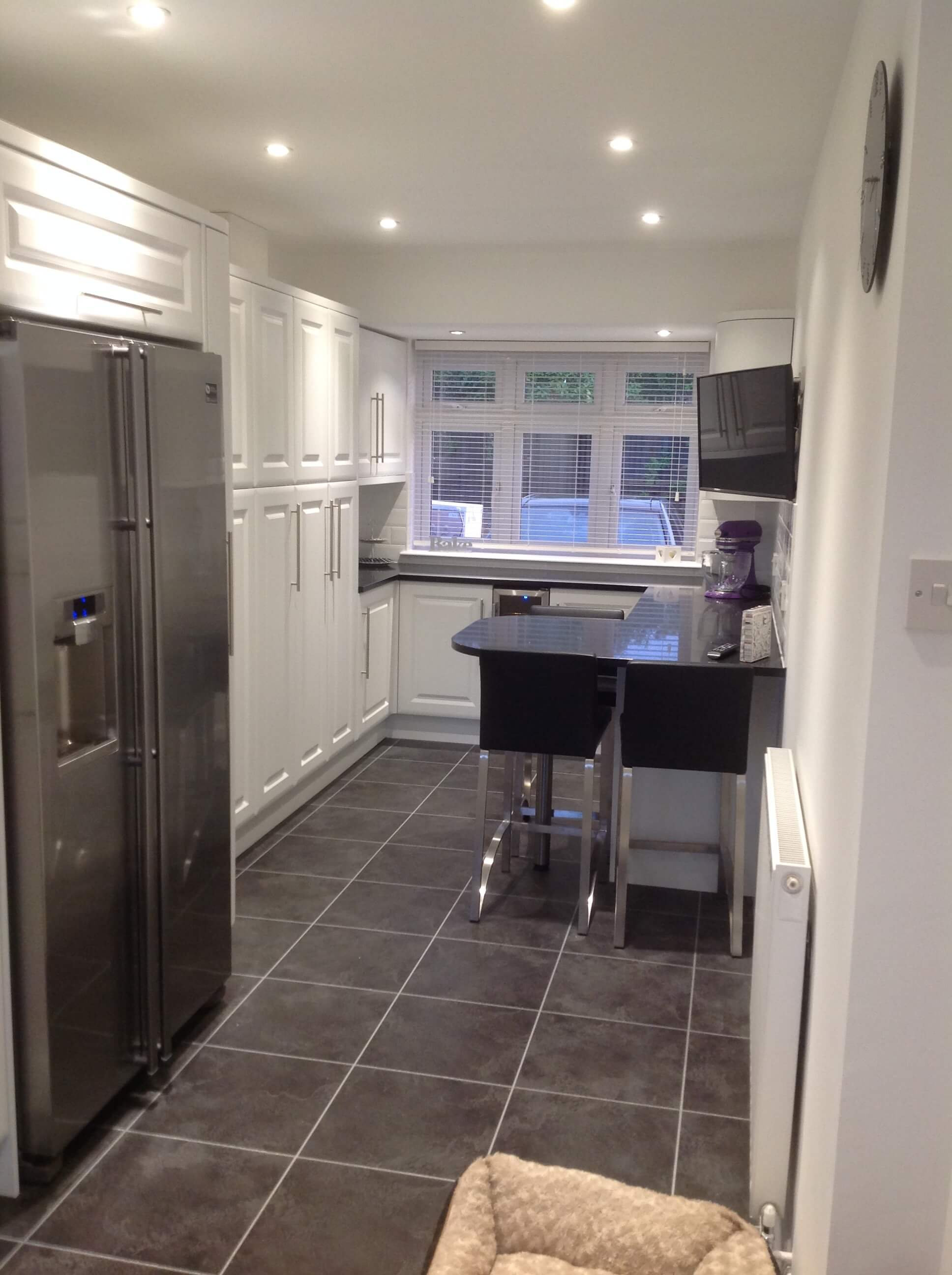 Garage Kitchen Conversion garage conversion – kitchen in billericay