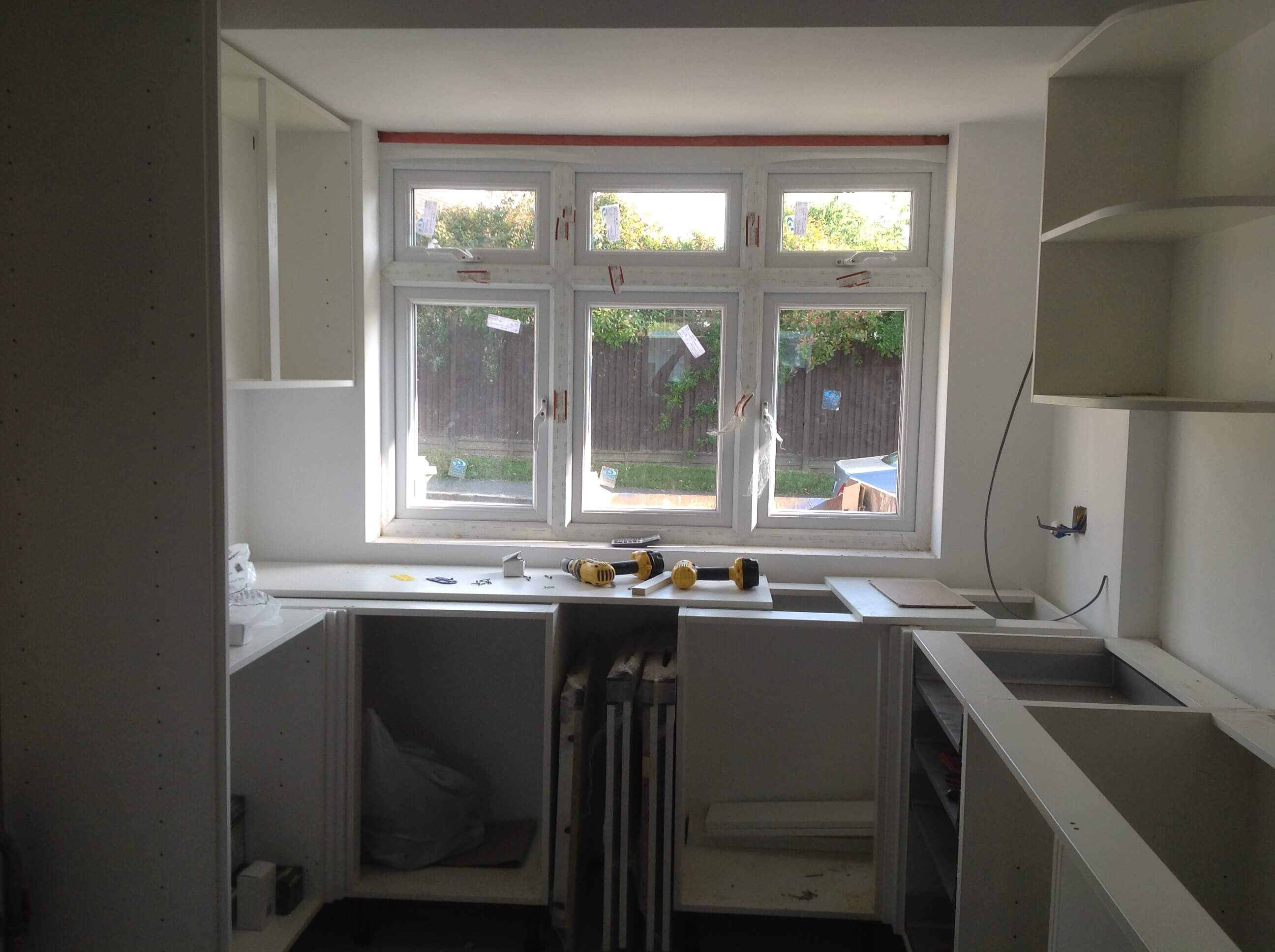 Minimalist Garage Converted Into A Kitchen Ideas: IDM UK, Kitchen Ideas, Kitchen Designers, Kitchen Fitters