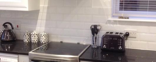 Garage Conversion – Kitchen in Billericay