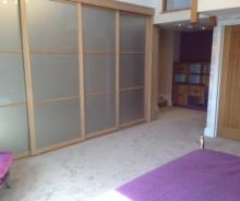 Bedroom in Hutton