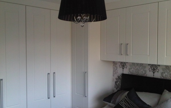 Bedroom in Billericay